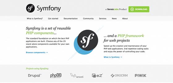 k31 网站建设中常见的20种优秀PHP框架