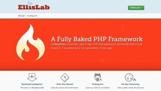 k6 网站建设中常见的20种优秀PHP框架