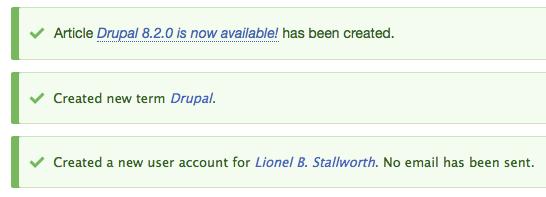 44 Drupal 8.2.0 发布,CMS 内容管理系统
