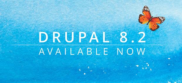 d1 Drupal 8.2.0 发布,CMS 内容管理系统