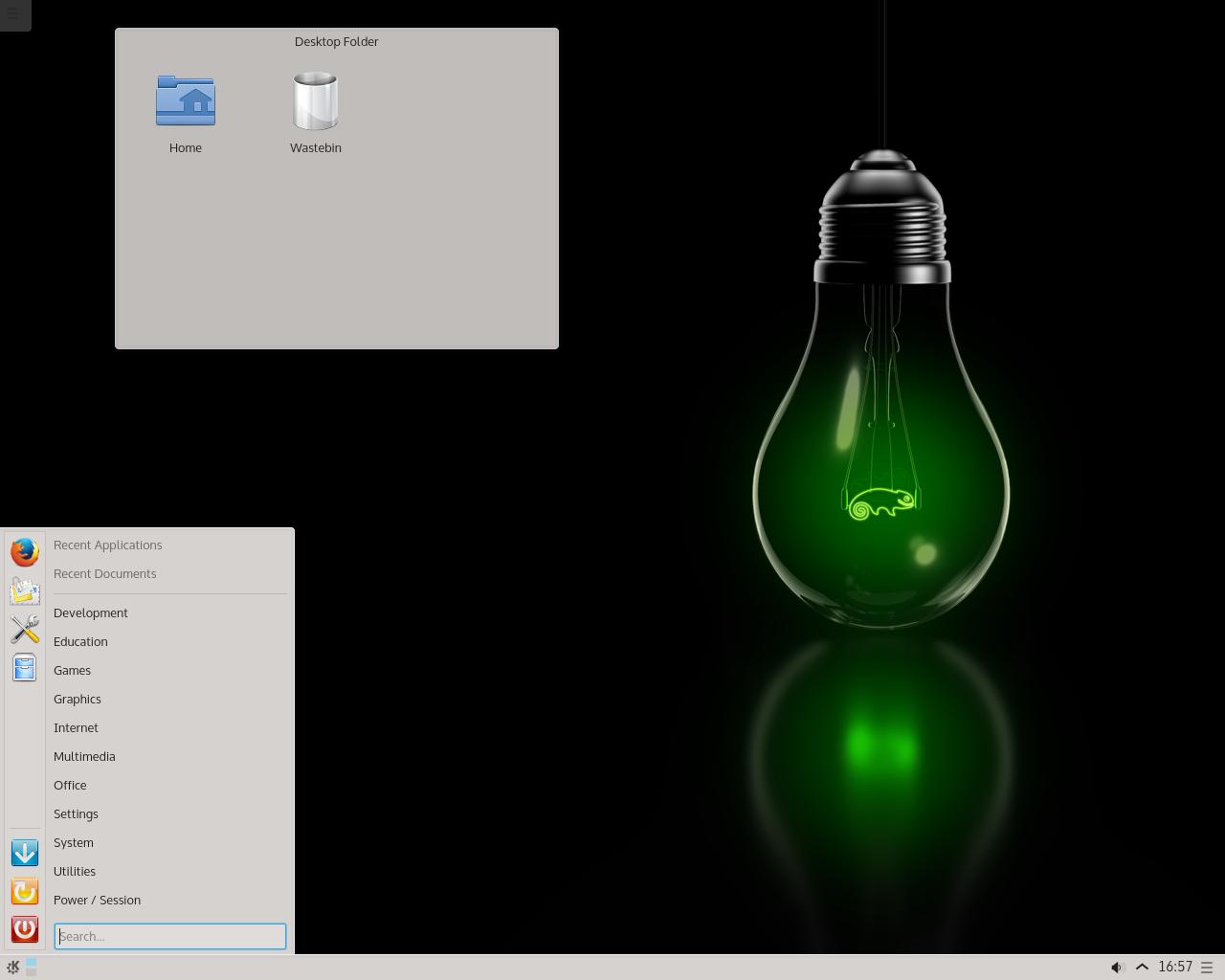 openSUSE openSUSE 42.2 Beta 3 发布